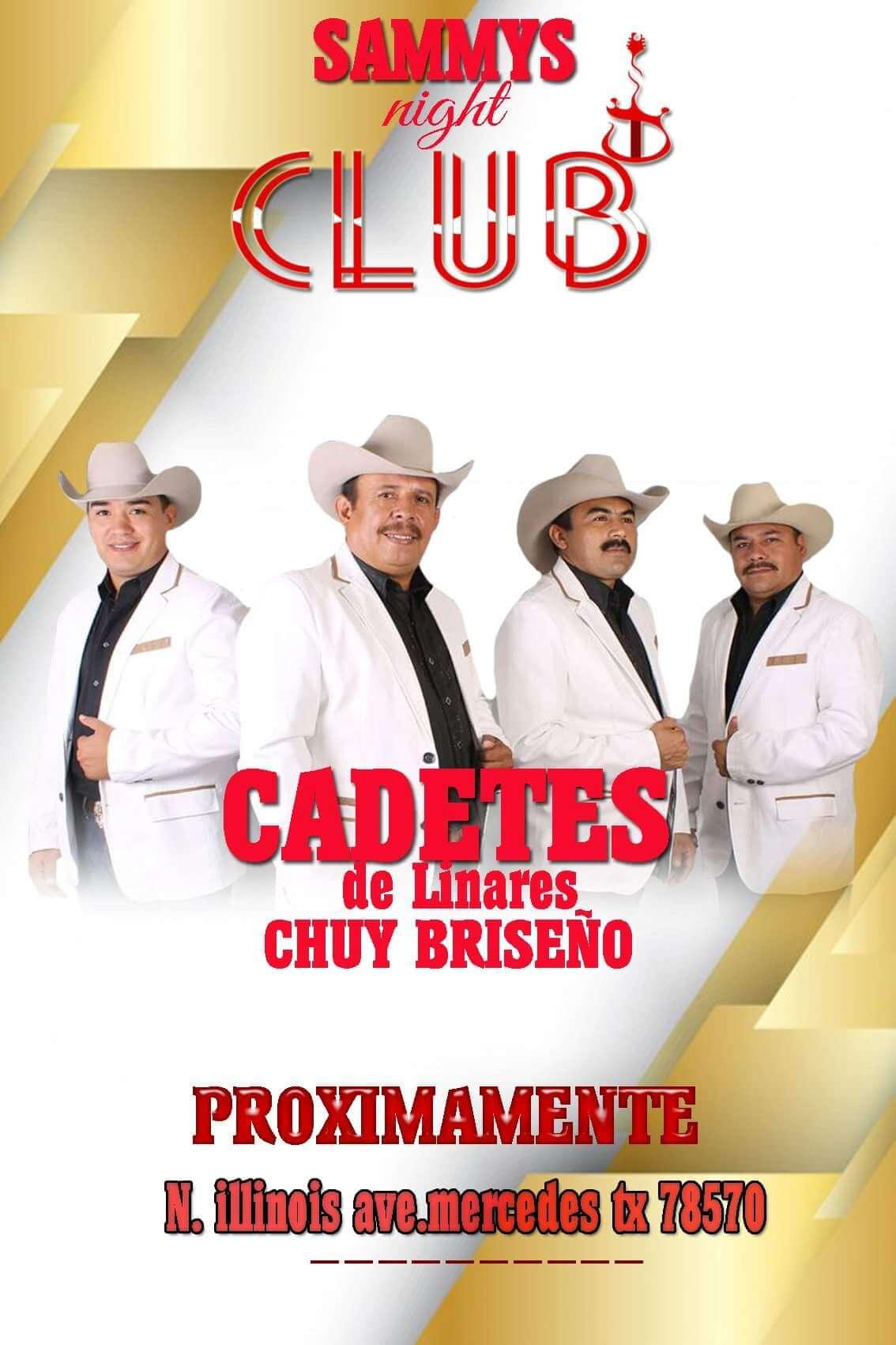 Cadetes de Linares Chuy Briseno event